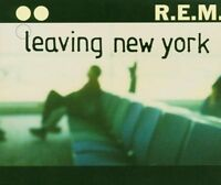 R.E.M. Leaving New York (2004) [Maxi-CD]