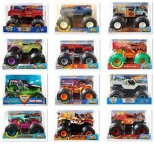 MONSTER JAM & TRUCKS Hot Wheels Cars 1:24 die-cast vehicles new original Mattel