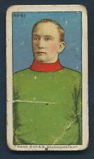 1910 C60 Imperial Tobacco Card #41 Frank Ronan Vancouver
