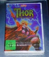 Thor Tales Di Asgard DVD Spedizione più Veloce Nuovo e Confezione Originale