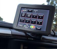 sPOD 8 Circuit SE System w/ Touchscreen Module for 2007-2017 Jeep Wrangler JK