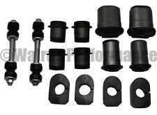 Front Control A-Arm+Sway Bar BUSHINGS KIT for GM A-Body Chevelle GTO 68-72 OVAL