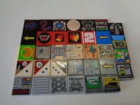 LEGO plaque plate lisse carrelage tile 2x2 Sérigraphie (3068) choose color