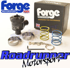 Forge Recirculation Dump Valve Golf MK4 1.8 Turbo FMDV008 Fast Response Black