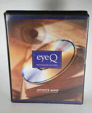 00004000 Eye Q EyeQ Infinite Mind Speed Reading Pc Software Brain Enhancement Cd