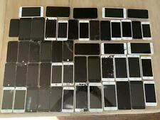 Lot of 51 Apple iPhones (Se, 6, 6+, 6S, 6S+, 7, 7+, 1x iPod) - Zoom on Pics
