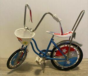 """American Girl Julie's Banana Seat 70's Bike Retired For 18"""" Dolls"""