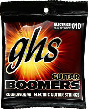 GHS Boomers Electric Guitar Strings GBZW 10-60 heavy bottom