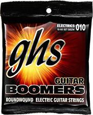GHS Boomers Electric Guitar Strings GBZW 10-60 heavy bottom