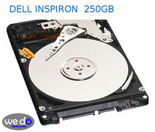 UPGRADE 250GB LAPTOP HDD HARD DRIVE White Macbook Unibody MC207LL/A El Captain