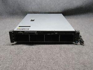 Dell PowerEdge R510 Server 2x Xeon E5540 2.53GHz 24GB DDR3 ECC RAM No HDD 2x PSU