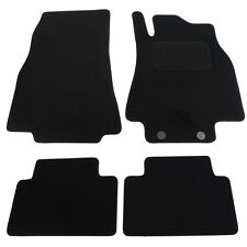 Mercedes A Class (W169) 2005-2012 Fully Tailored 4 Piece Car Mat Set 2 Clips