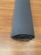 Chevy Blazer foam backed headliner repair fabric-Charcoal-108