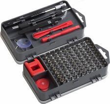 New Meister Feinmechaniker 108 Piece Repair Kit for Phones/Tablets/PC's