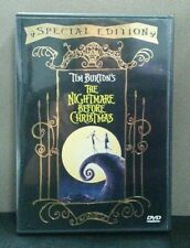 The Nightmare Before Christmas    (Special Edition DVD)    LIKE NEW