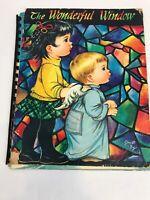 The Wonderful Window Book Beth Vardon Charlot Byj Popup Book 1950 Christmas
