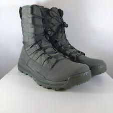 "Nike SFB Gen 2 Men's Size 12 Sage Green 8"" Military Combat Boots (922474-200)"