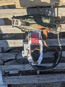 SCOTT 4.5 AP50 SCBA Regulator HUD RIT/UAC FIREFIGHTER  AIR  PACK