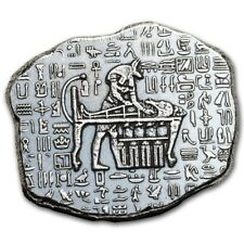 1 OZ - PURE .999 SILVER BAR - MONARCH  EGYPTIAN  RELIC - AWESOME SILVER - $9.99