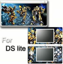 Transformers Bumblebee SKIN STICKER COVER f DS LITE #4