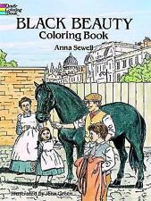 Black Beauty: Coloring Book by Anna Sewell (Hardback, 1996)