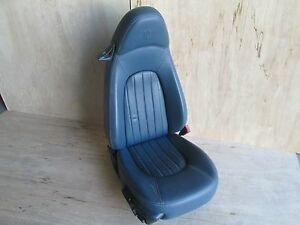Maserati Coupe - RH / Passenger Seat w/ Rails / Guides  # 9811008