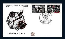 FRENCH ANDORRA - ANDORRA FRANCESE - 1976 - Europa. Artigianato