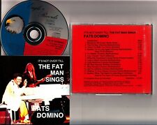 Fats Domino – It's Not Over Till The Fat Man Sings Live Mardi Gras 1969 CD r&b