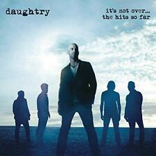 Daughtry - It's Not Over....The Hits So Far (NEW CD)
