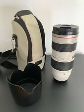 Canon EF 70-200mm F/2.8 L [NOT IS]