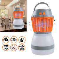 Electric Fly Bug Zapper Outdoor/Indoor Mosquito Fly Bug Insect LED Trap Lamp