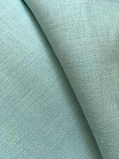 Turquoise 36 count Zweigart Edinburgh Linen fabric 50 x 140 cm