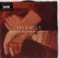 """You Held The World In Your Arms Idlewild 7"""" vinyl single record UK R6575 EMI"""