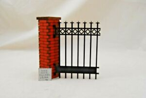 FENCE Gate w/ hinges  170S  dollhouse miniature 1:12 scale made in the USA