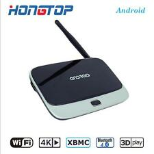 Android4.4 Quad Core CS918 WiFi 1080P Smart TV BOX 2G/16G Bluetooth Fully Loaded