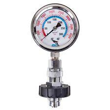 IST CT-1 Premium DIN Tank Pressure Checker With Gauge