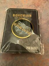 Bohemian Rhapsody pin badge
