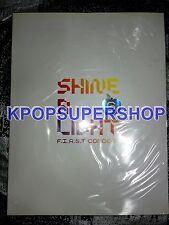 G-Dragon Shine A Light Pamphlet Photobook GD Official Concert Merch New Sealed