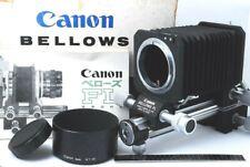 Canon Bellows FL w/BT-55 Hood Box #B55