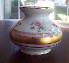 Imperia Limoges Vase ~ Rose de France