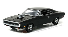 GREENLIGHT 1/18 ARTISAN COLLECTION FAST AND FURIOUS DOM'S 1970 DODGE CHARGER
