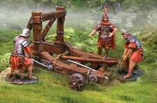 THE COLLECTORS SHOWCASE ROME 43AD CS00632A 3 MAN ROMAN CATAPULT CREW ONLY MIB