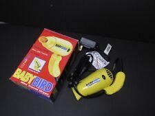 Baby Bird Travel Hair Blow Dryer Compact Conair 2 Speed Rare Folding Handle box