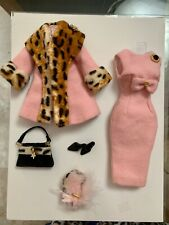 Gorgeous Designer Handsewn Outfit For Barbie