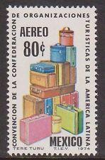 (T11-6) 1974 Mexico 80c air C.O.T.A.R.