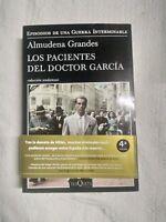 Libro Los pacientes del doctor García de Almudena Grandes