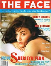 THE FACE June 1993 SHERILYN FENN Henry Rollins BJORK Chris Novoselic NIRVANA vgc