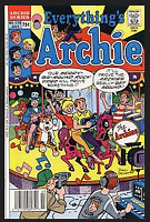 """Archie Comics Group Collectible """"Everything's Archie"""" No. 130, July 1987"""