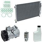Brand NEW A/C Compressor Kit Fits Honda Accord 2003-2007 L4 2.4L SEDAN 4 Doors