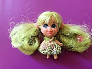 Vintage Liddle Kiddles Doll - Apple Blossom - Rare In U.K. - Z5